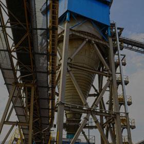 خط خردایش مجدد و افزایش سطح ویژه (Blain) كنسانتره ورودی به کارخانه گندله سازی اردکان