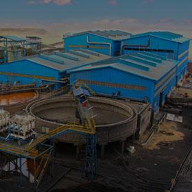 کارخانه افزايش ظرفيت کنسانتره سنگ آهن فولاد زرند