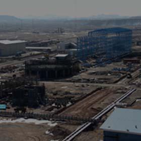 توسعه کارخانه کنسانتره سنگ آهن گهر زمین - خط 3