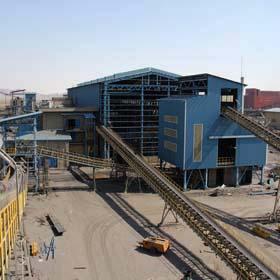 کارخانه افزايش ظرفيت کنسانتره سنگ آهن گل گهر (خط7)
