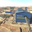 راه اندازی کارخانه کنسانتره شرکت معدنی سنگان