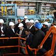 افتتاح رسمی پالایشگاه مس کاتد خاتون آباد با حضور وزیر صنعت، معدن، تجارت