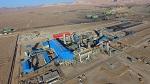 راه اندازی کارخانه گندله سازی سه چاهون به ظرفیت 5 میلیون تن در سال